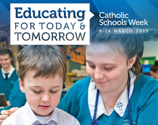 Catholic Schools Week Slider Image